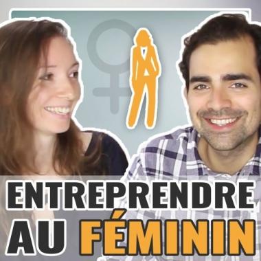Interview Aurélie Dubois : Entreprendre quand on est une femme !