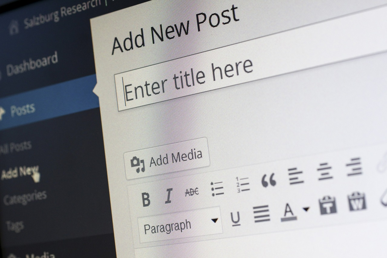 contenu, blog, articles, construire business