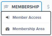 clickfunnels, espace membres