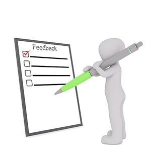 communication, témoignage, feedback