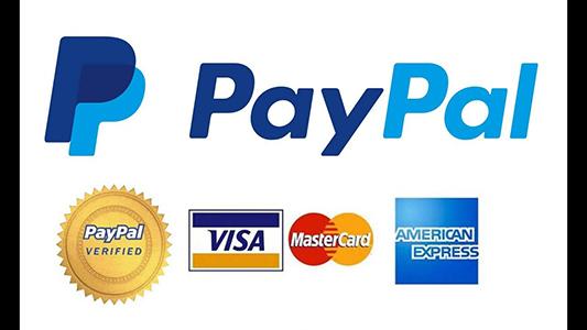 paypal, paiement