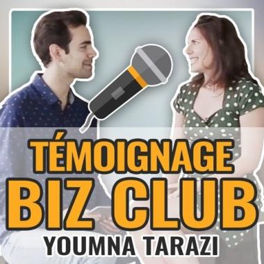 Portrait d'entrepreneur : interview de Youmna TARAZI
