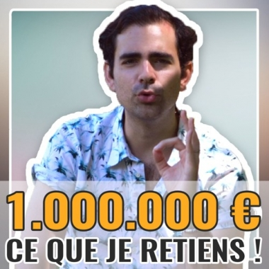 1 000 000€ DE VENTES en 18 mois : ce que je retiens !