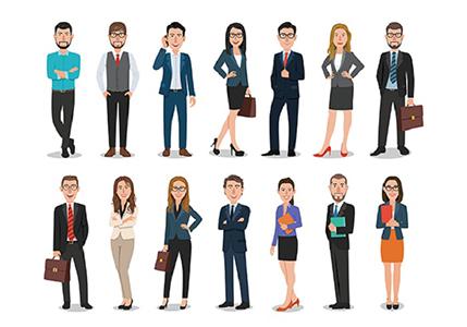client, portrait robot, avatar, persona, buyer persona