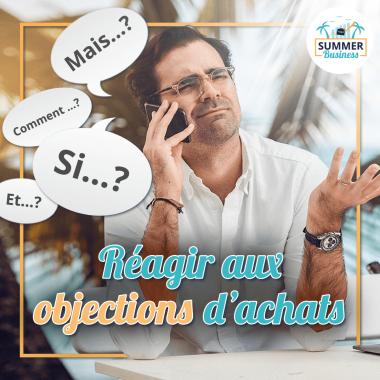 Répondre aux objections d'un prospect au téléphone
